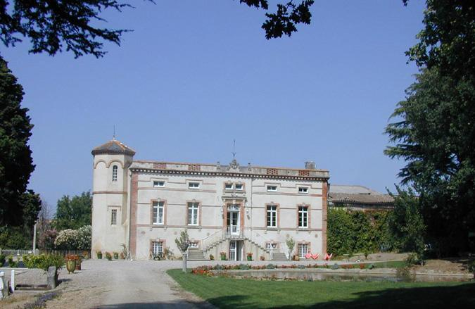 The mansion - Stylish B&B and nice cottage with pool close to Carcassonne. - Carcassonne - rentals
