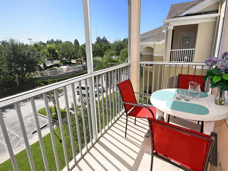 Windsor Palms Resort, Florida - Lovely 3 Bedroom Butterfly Palms Condo with Terrac - Kissimmee - rentals
