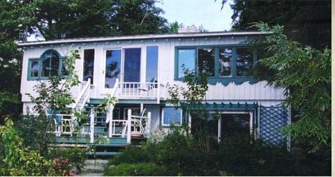 The Everymoon Maine Lakefront Cottage - Image 1 - Bangor - rentals