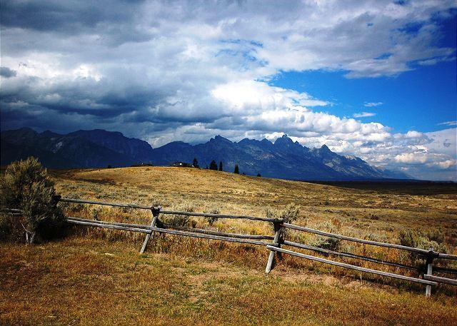 Bordering Grand Teton National Park - Image 1 - Jackson - rentals