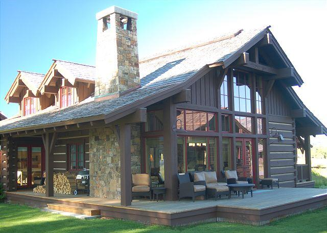 Golf & Tennis Luxury with Teton Views - Image 1 - Jackson - rentals
