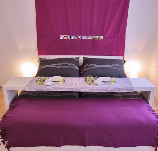 Breakfast in bed - BREAKFAST IN BED in charming flat; free internet - Vienna - rentals