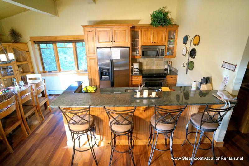 Phoenix Condo #P120 - 4Bd/4Ba - Image 1 - Steamboat Springs - rentals