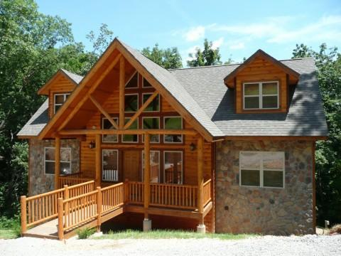 Deer Valley Lodge -6 master suites / sleeps 22 - Image 1 - Branson - rentals