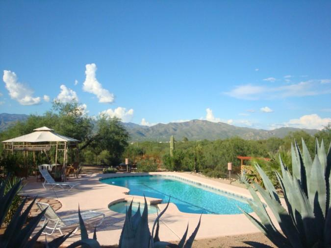 Breathtaking views - Elegant Hacienda close to Town, Nt Park & Golf - Tucson - rentals
