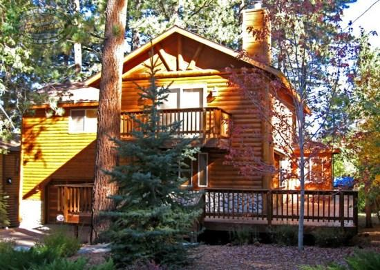 Mount Shasta Retreat - Mount Shasta Retreat is a wonderful Big Bear cabin rental with the forest and Bear Mountain Ski Resort nearby. - Big Bear Lake - rentals