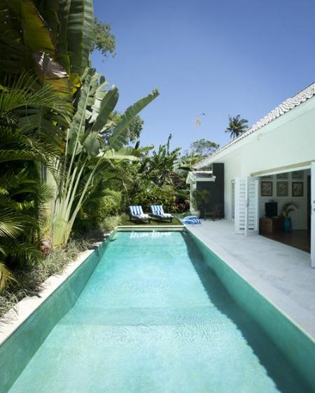 pool - 2 Bed home w/ pool in grounds of Canggu Club Bali. - Canggu - rentals