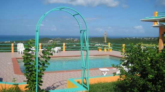 Pool - El Rizo del Mar - Vieques, Puerto Rico - Isla de Vieques - rentals