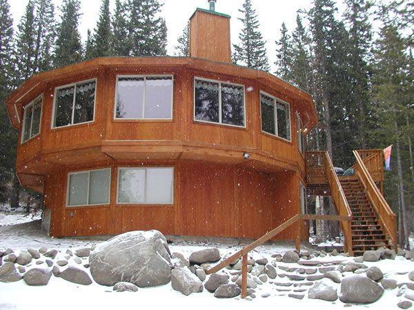 Peaceful Valley Lodge-Awesome Views, Round Design - Image 1 - Breckenridge - rentals