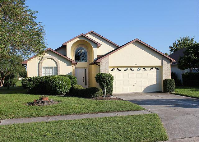 Sun Chaser's Villa - Comfortable home w/ heated pool, near Disney, free Wi-Fi, TV in each bedroom - Orlando - rentals