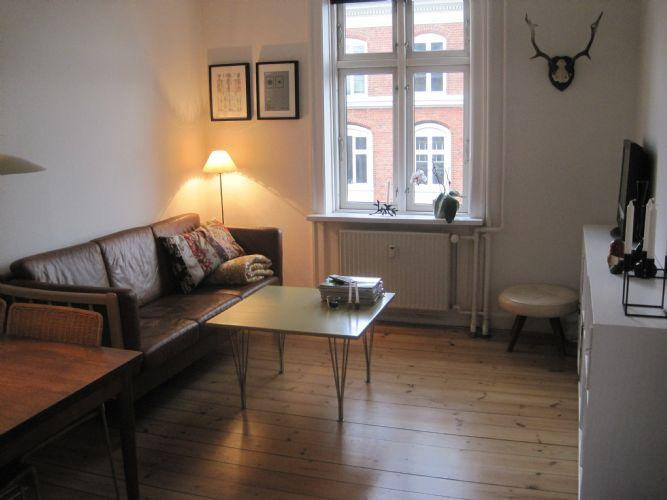 Burmeistersgade Apartment - Copenhagen apartment with balcony near Christiania - Copenhagen - rentals