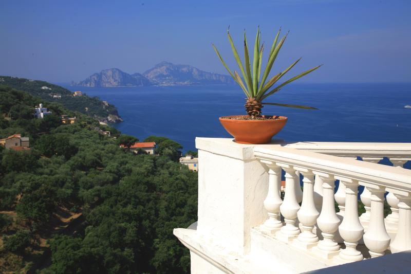 Sorrento Coast Apartment with Great Views - Casa Daisy - Image 1 - Massa Lubrense - rentals