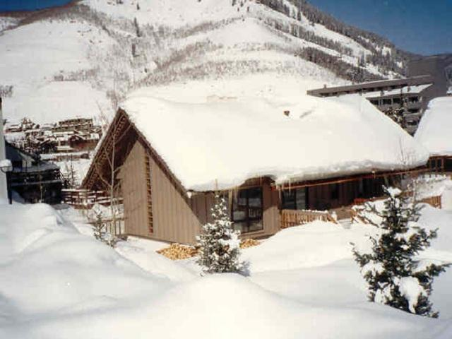 Chalet in winter - Great Location! Ski-in Mountain Home, Vail, CO - Vail - rentals