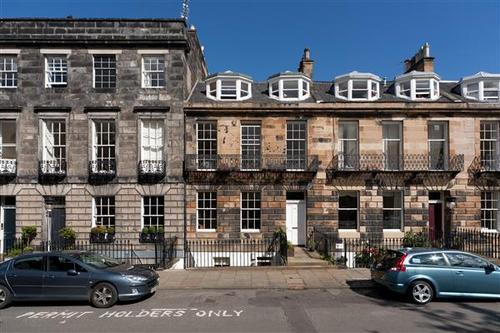Saxe Coburg Place - Saxe Coburg Place apartment 2 - Edinburgh - rentals