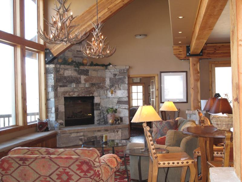 Great room - Large luxury home in Deer Valley/Park City, Utah - Park City - rentals