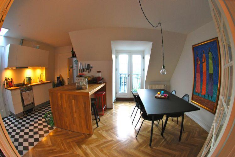 H. C. Oerstedsvej Apartment - Modern Copenhagen penthouse apartment near Forum Metro - Copenhagen - rentals