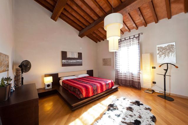 Main Bedroom - House 2-4-6 p. private garden & swimming pool Pisa - Pisa - rentals