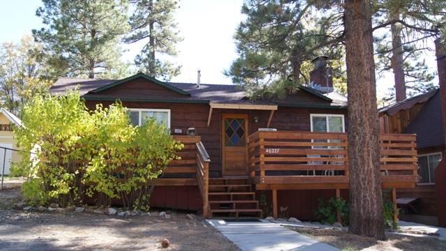 Mountain Memories - Image 1 - Big Bear Lake - rentals