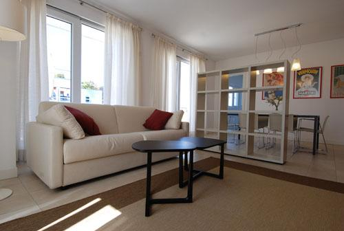 Modern 1bdr with spacious terrace - Image 1 - Milan - rentals