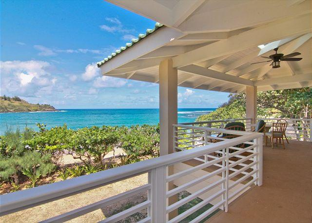 Amazing Estate on the beach for your exclusive enjoyment! - Image 1 - Anahola - rentals