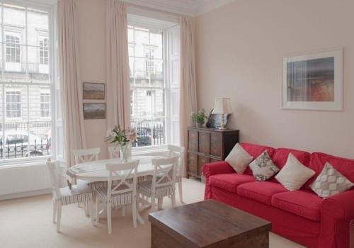 Stockbridge Grandeur@Carlton Street - Image 1 - Edinburgh - rentals