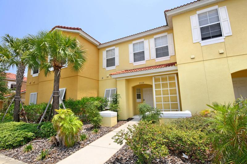 Front of Townhome - 3 Bed Townhome & Pool @ Encantada Resort (8568-ENC - Four Corners - rentals