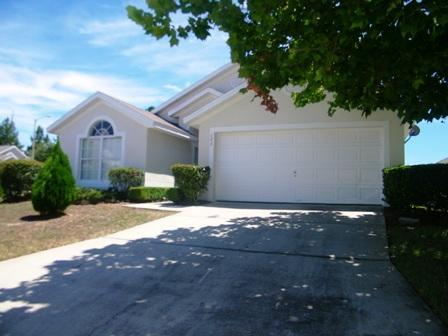 The Front Of The Villa - Close Disney,Orlando.4 bedrooms, Pool,Games Room. - Davenport - rentals