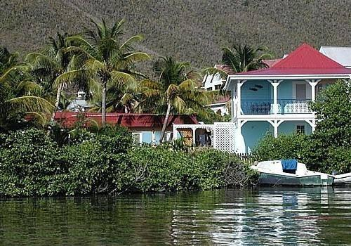 Cool Bay Villa View from the Lagoon - Cool Bay Villa St Maarten - Simpson Bay - rentals