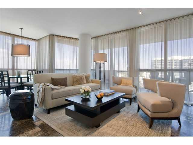 Setai Hotel 2 Bedroom-Ocean view condo- 18th Floor - Image 1 - Miami Beach - rentals