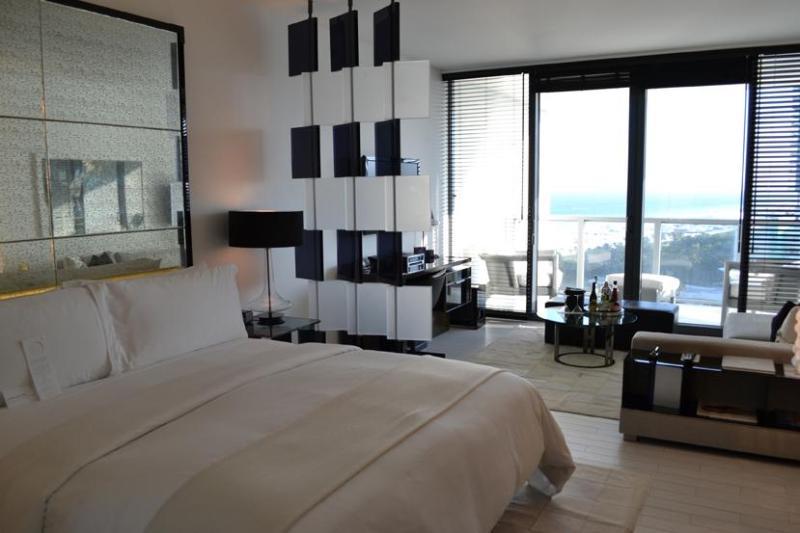 W Hotel South Beach - Studio Suite - Image 1 - Miami Beach - rentals