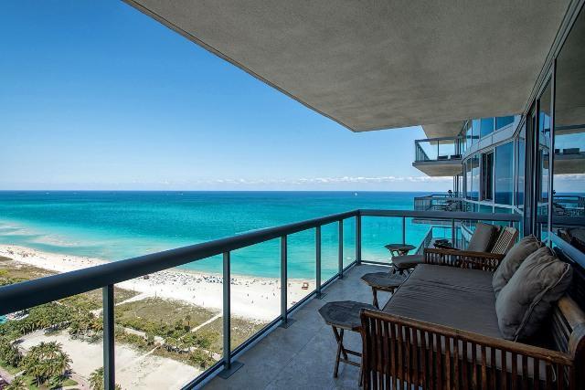 Setai Hotel 1 Bedroom ocean view condo 32nd Floor - Image 1 - Miami Beach - rentals