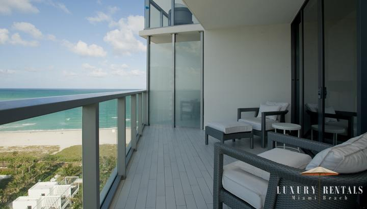 W Hotel South Beach 2 Bdrm Ocean view condo - Image 1 - Miami Beach - rentals