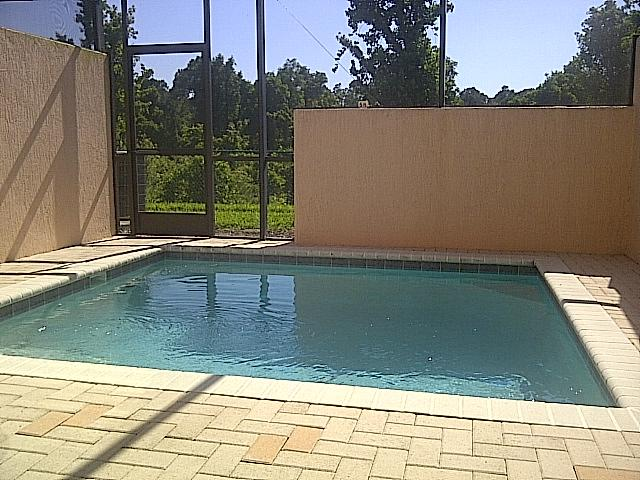 Splash pool home with views over conservation area - Fantastic Splash Pool home at Windsor Palms Resort - Kissimmee - rentals