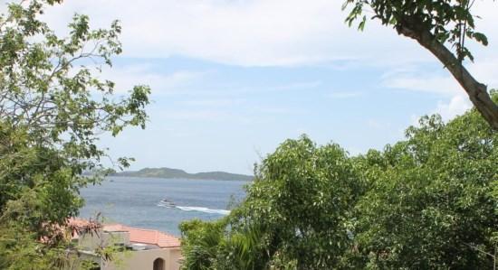 View of Cruz Bay Harbor from Battery Hill Condos - Battery Hill Condos - PANACEA - U.S. Virgin Islands - rentals