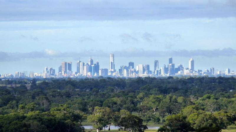 Skyline Views of Melbourne - Eden Park Views - Victoria - rentals