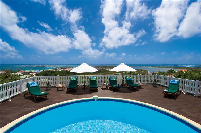 Mango at Orient Bay, Saint Maarten - Ocean View, Gated Community, Pool - Image 1 - Orient Bay - rentals