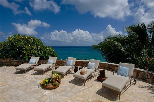 Le Caprice on Baie Rouge Beach, Saint Maarten - Ocean View, Pool, Sunset - Image 1 - Terres Basses - rentals
