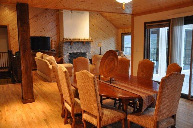 Dining Room - 4 BR, Sleeps 8-10. Central to 4 Mountains. Views! - Aspen - rentals