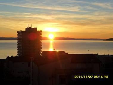 SA2(2+1): window view - 4915 SA2(2+1) - Makarska - Makarska - rentals