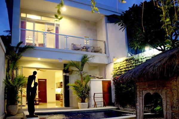 Villa Lamac, spectacular villa 5 minutes to beach. - Image 1 - Legian - rentals