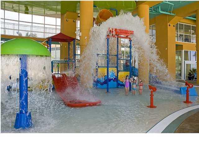 SPLASH - dumping bucket for children up to age 12.  Not recommended for infants or toddlers. - SPLASH *3 king beds, twin bunks*Beach Service*WIFI - Panama City Beach - rentals
