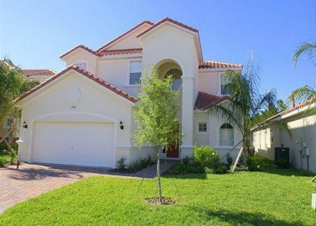 Front - VILLA TOSCANA: 5 Bedroom Home with 2 Master Bedrooms - Davenport - rentals