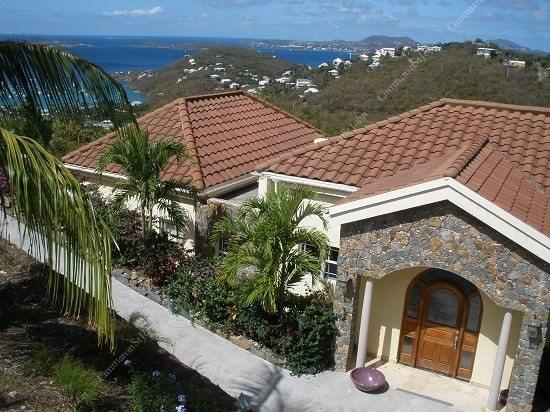 High on the hillside with awesome sunset views - Sweet Surrender - U.S. Virgin Islands - rentals