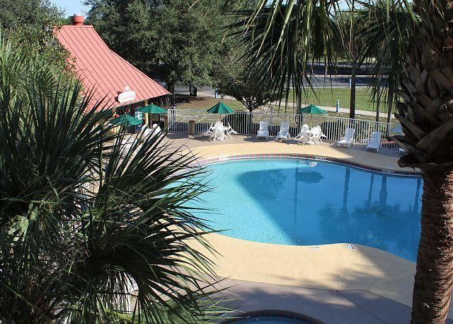 Inexpensive Studio, 1 mile to Disney, big flat screen TV and Wi-Fi - Image 1 - Kissimmee - rentals