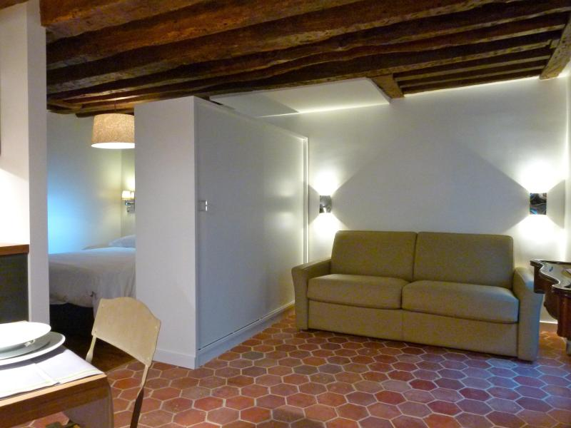 A Contemporary Studio in Marais - Image 1 - Paris - rentals