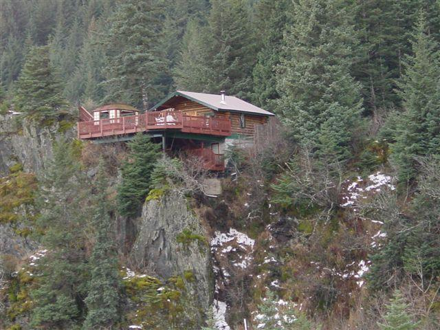 A Cabin on the Cliff - Image 1 - Seward - rentals