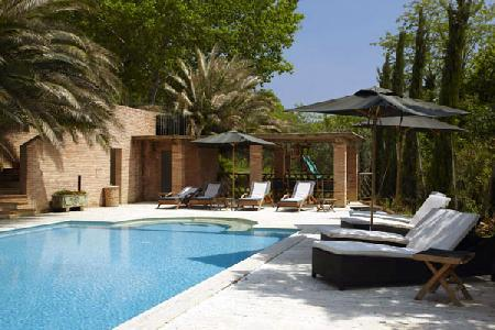 Villa Barcarelli features tennis, panoramic views & Solar heated pool - Image 1 - Pisa - rentals
