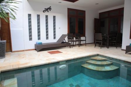 Private Plunge Pool - VILLA CERIA - Beautiful Kuta Royal Villa Bali - Kuta - rentals