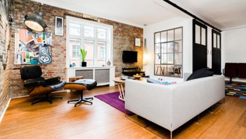 Sankt Hans Gades Passage Apartment - Classic Copenhagen apartment near the lakes - Copenhagen - rentals