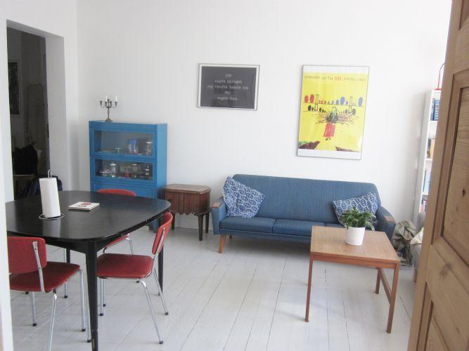 Ingerslevsgade Apartment - Large Copenhagen apartment with nice courtyard - Copenhagen - rentals